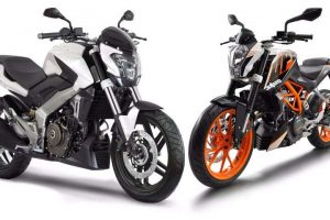 Bajaj Pulsar CS400 Vs KTM Duke 390