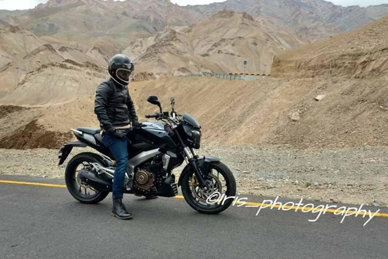 Bajaj Pulsar VS400 spy image