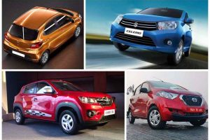 Best Mileage Petrol Cars