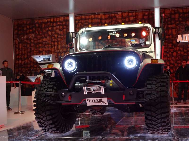 Mahindra Thar Daybreak Edition Price Specifications Images