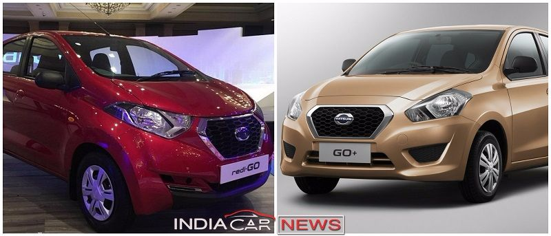 Datsun redi-GO and GO+ at CSD