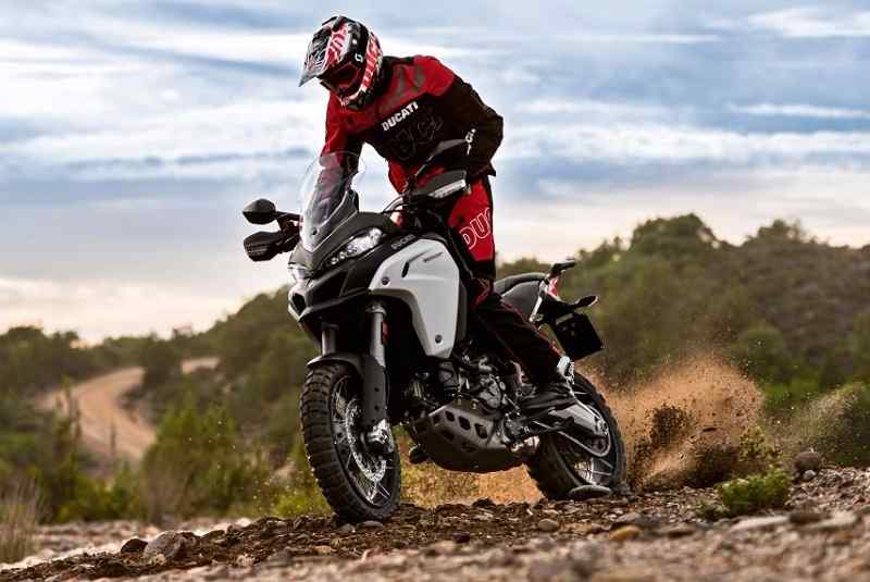 Ducati Multistrada Enduro India price