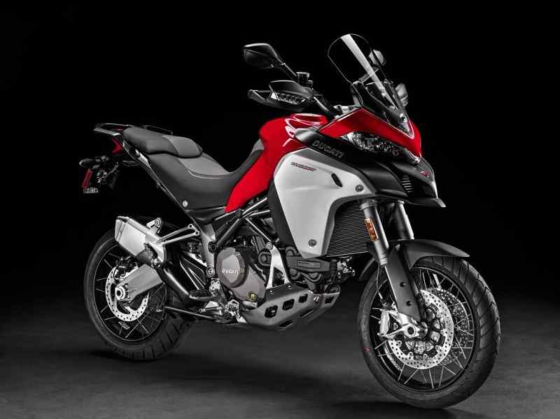 Ducati Multistrada 1200 Enduro India