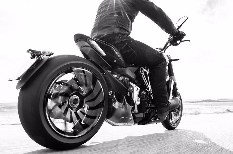 Ducati XDiavel India engine