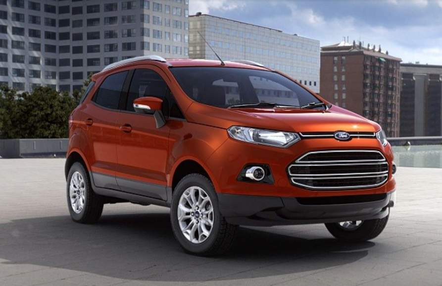 Ford EcoSport Independence
