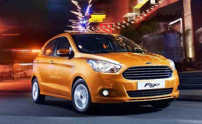 Ford Figo Export