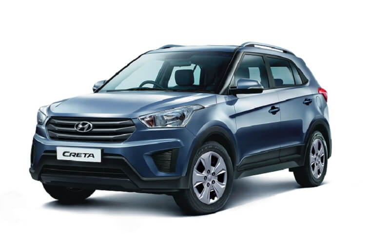 Hyundai Creta Executive Variant