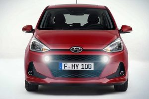 Hyundai Grand i10 Facelift Front
