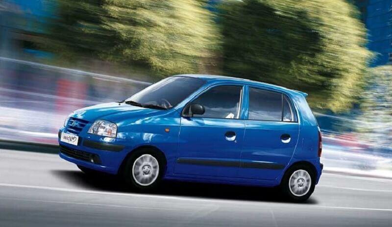 Hyundai Santro India