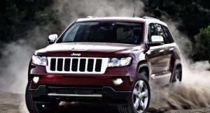 Jeep Grand Cherokee petrol