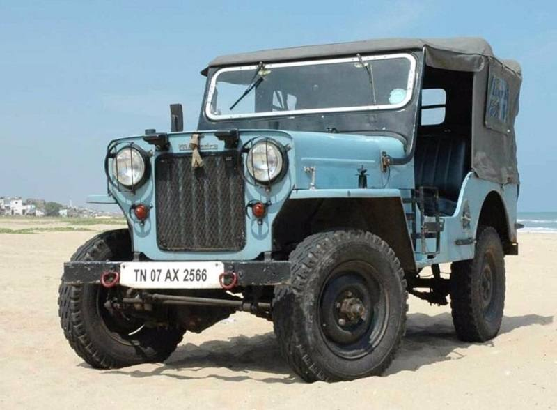 Mahindra Jeep India