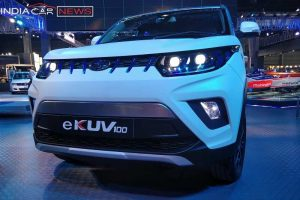 Mahindra KUV100 Electric