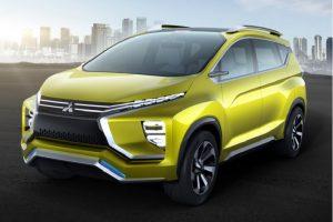 Mitsubishi XM India Launch