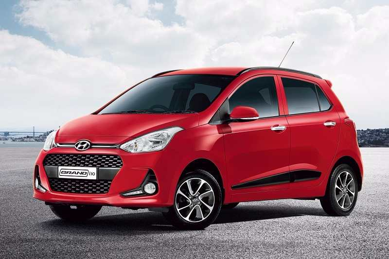 New 2017 Hyundai Grand i10