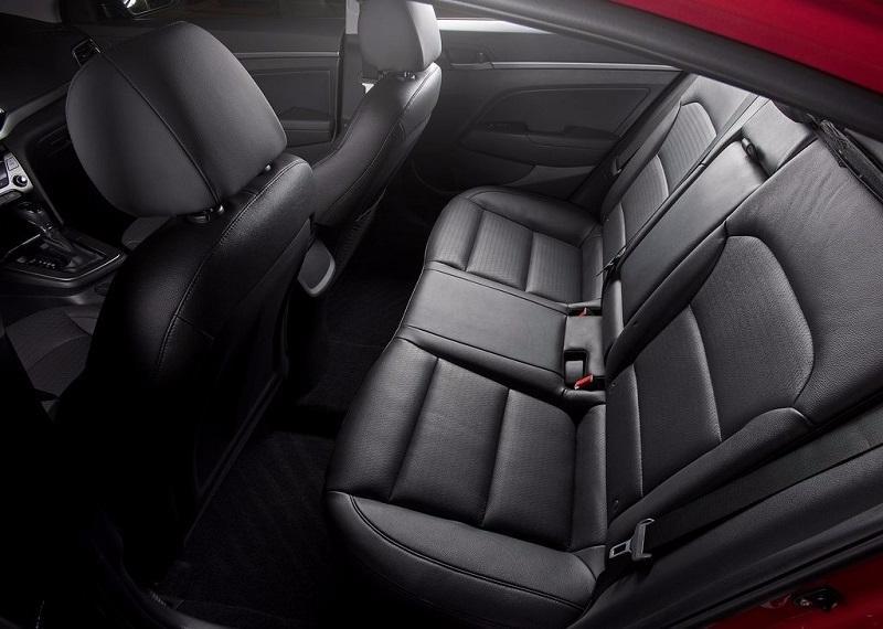 New Hyundai Elanntra Cabin]