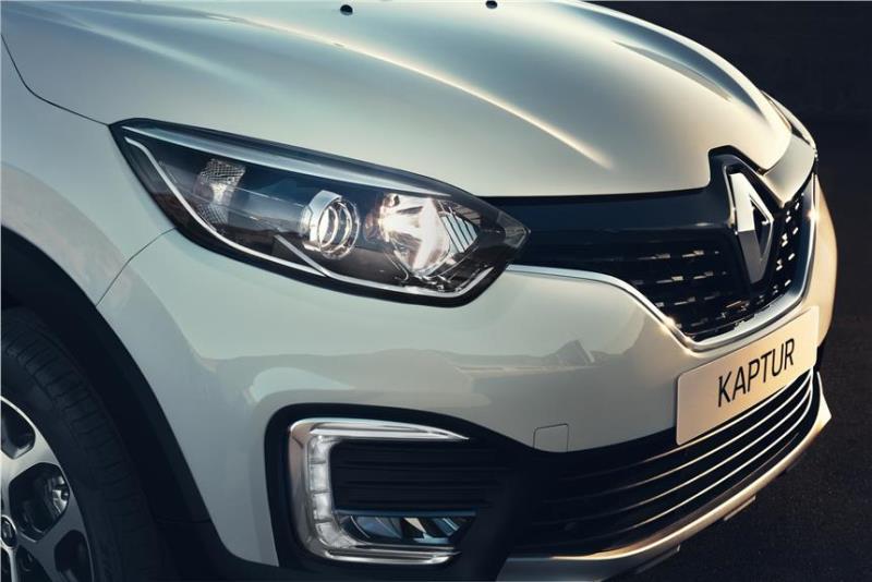 Renault Kaptur Front