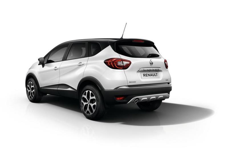 Renault Kaptur Rear