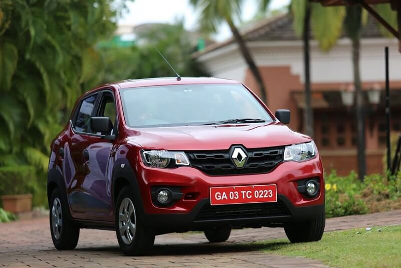 Renault Kwid Petrol