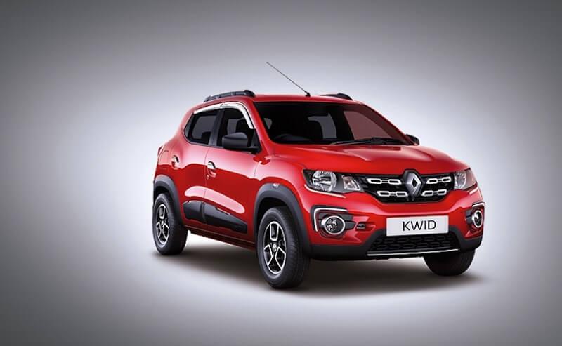 Renault Kwid AMT Petrol Mileage