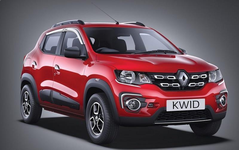 Renault Kwid IDS