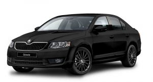 Skoda Octavia Black Edition India