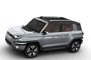 SsangYong XAV SUV price in India