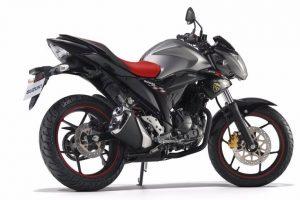 Suzuki Gixxer SP Edition