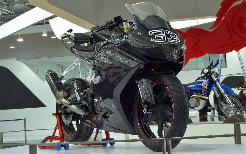 TVS Akula Apache RTR 300cc Motorcycle