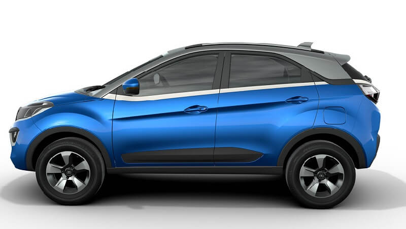 2017 tata nexon compact suv interior exterior image gallery. Black Bedroom Furniture Sets. Home Design Ideas