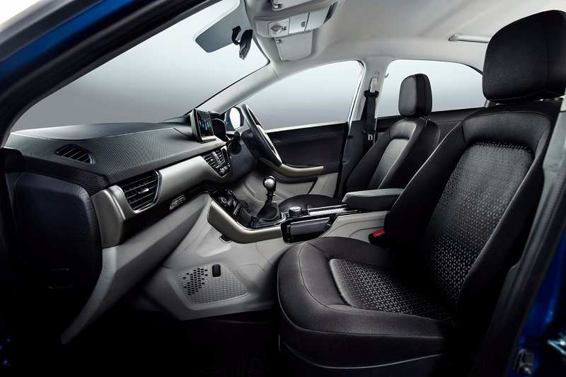 2017 Tata Nexon SUV seats