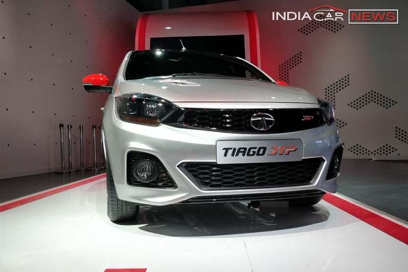 Tata Tiago JTP Features