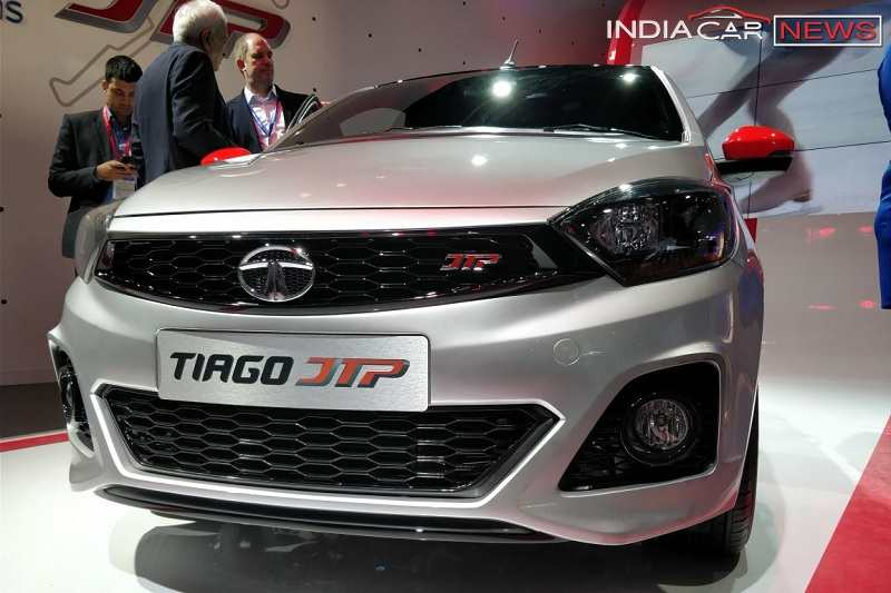 Tata Tiago JTP Specifications