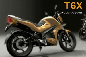 Tork T6X electric bike specs