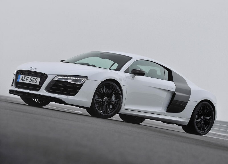 Virat Kohli Audi R8 V10 Plus