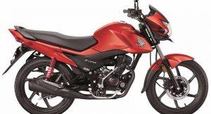 Honda Livo 1st anniversary edition red