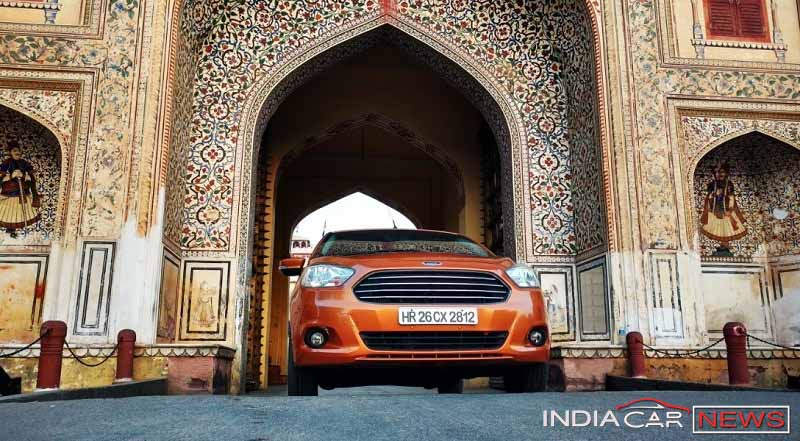 upcoming ford cars in india in 2017