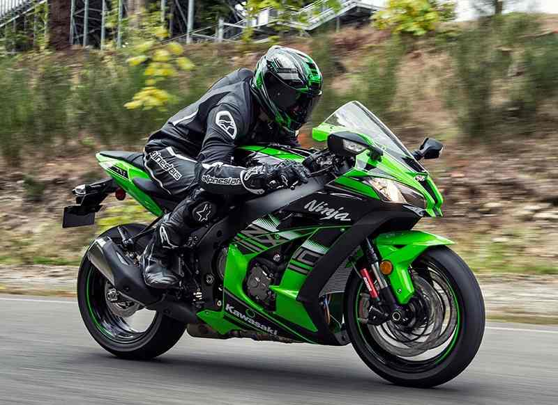 2017 kawasaki ninja zx 10r price, specifications, mileage