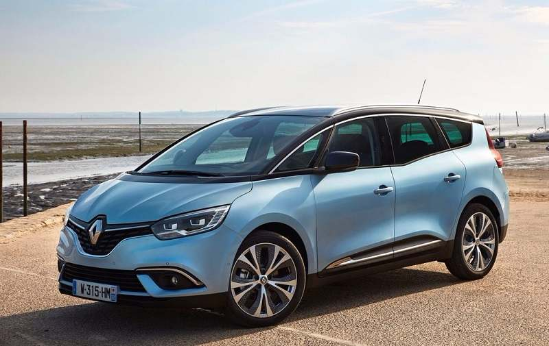 2017 renault grand scenic india launch price specifications. Black Bedroom Furniture Sets. Home Design Ideas