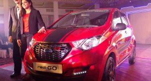 Sakshi Malik with Datsun redi GO Sport