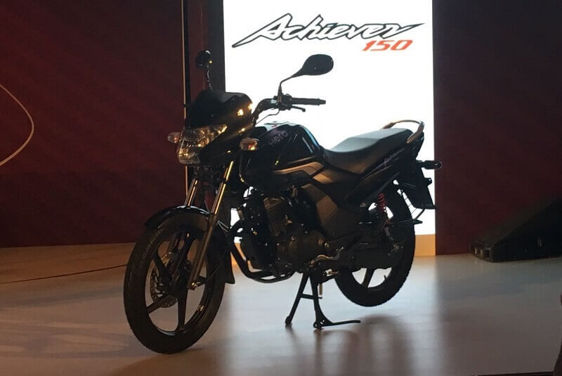 Hero Achiever 150 iSmart Price in India