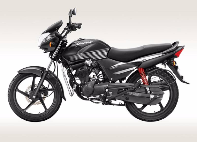 Hero Achiever 150cc Side