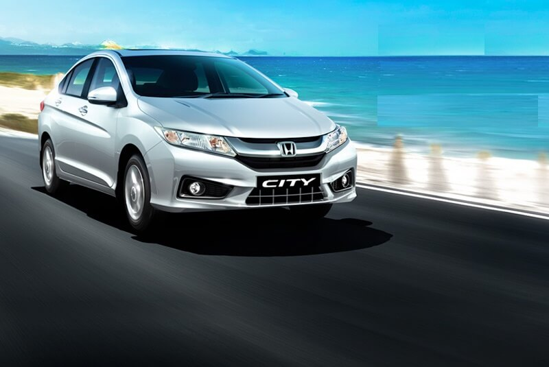 Honda City 2 lakh sales units