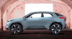 Hyundai i20 SUV Intrado concept