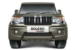 Mahindra Bolero Power+ Front