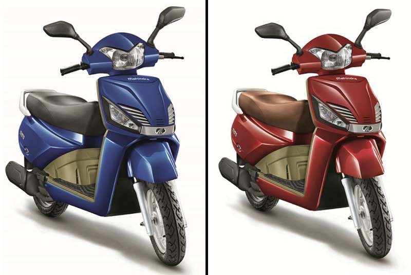 Mahindra Gusto Special Editions on PayTm