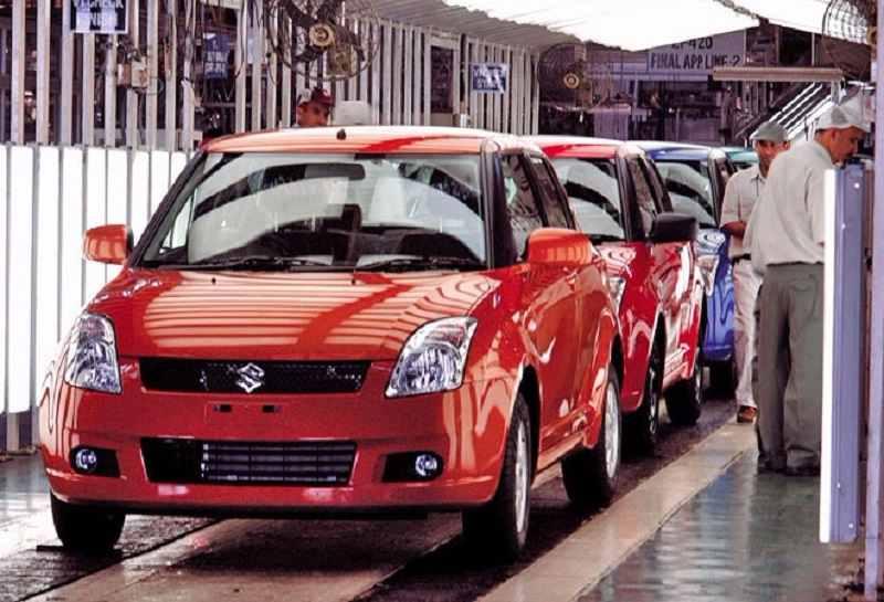 Maruti Suzuki Export Milestone