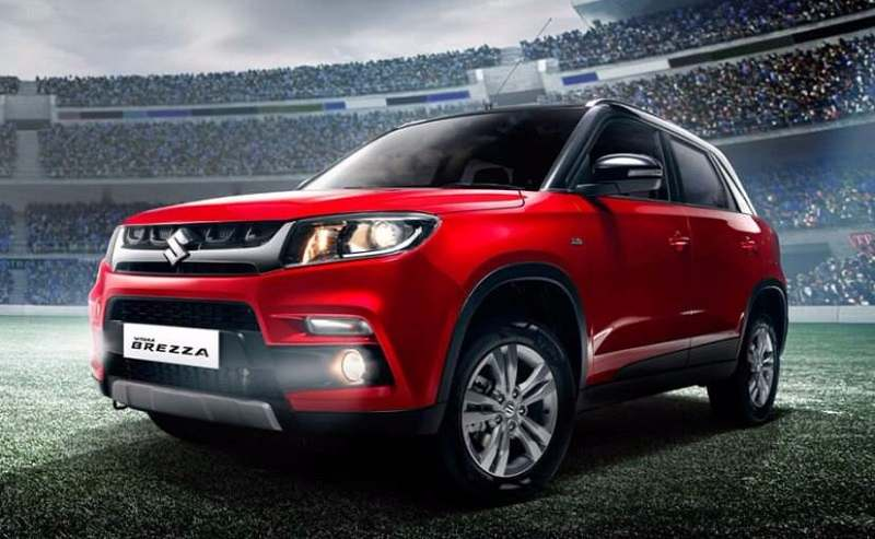 Brezza petrol upcoming maruti cars in india