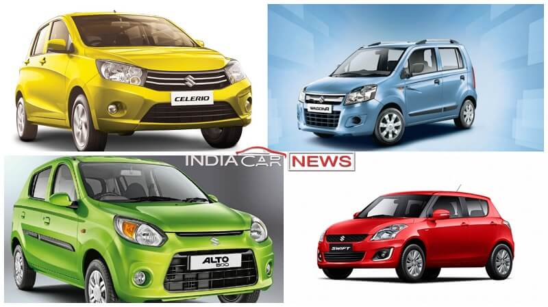 Diwali Discount On maruti Cars
