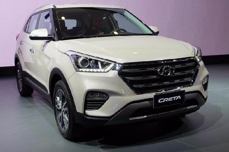 New Hyundai Creta 2017 Facelift India