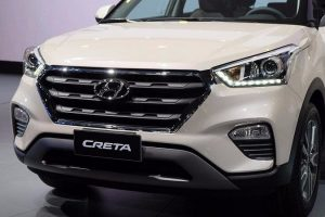 New Hyundai Creta 2017 front grille
